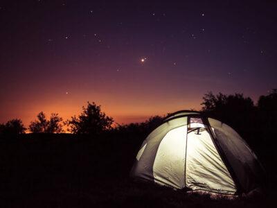 Zelt- und Wanderwochenende   mit KHG