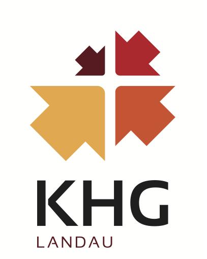 KHG Landau Logo