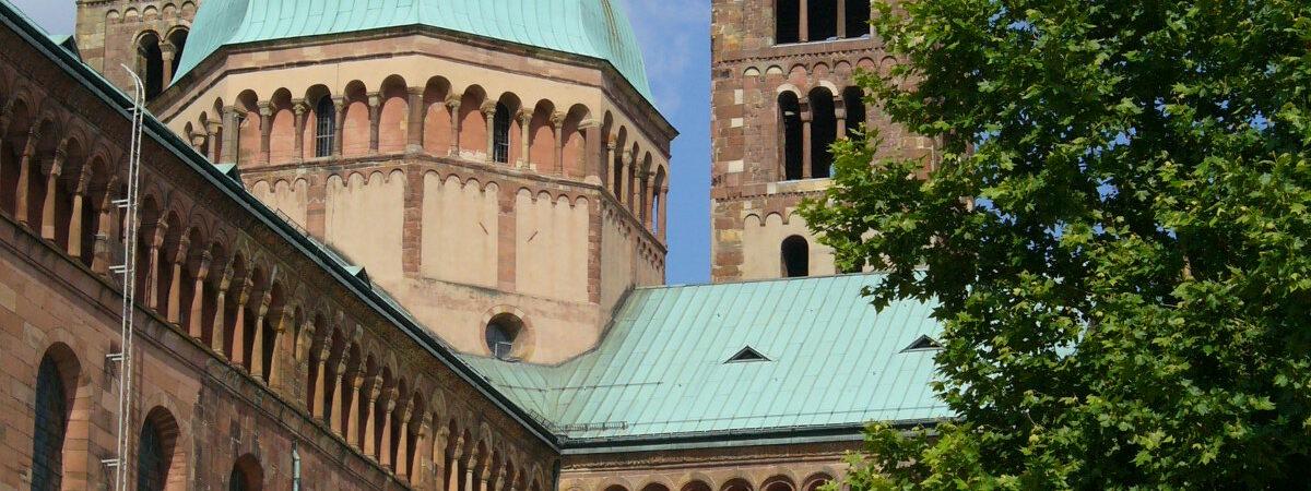 Führung Speyerer Dom Teil 1